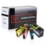 Logic-Seek 5 Tintenpatronen kompatibel zu HP 950 951 XL
