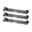 Logic-Seek 3 Toner kompatibel zu Brother TN-1050 HC Schwarz