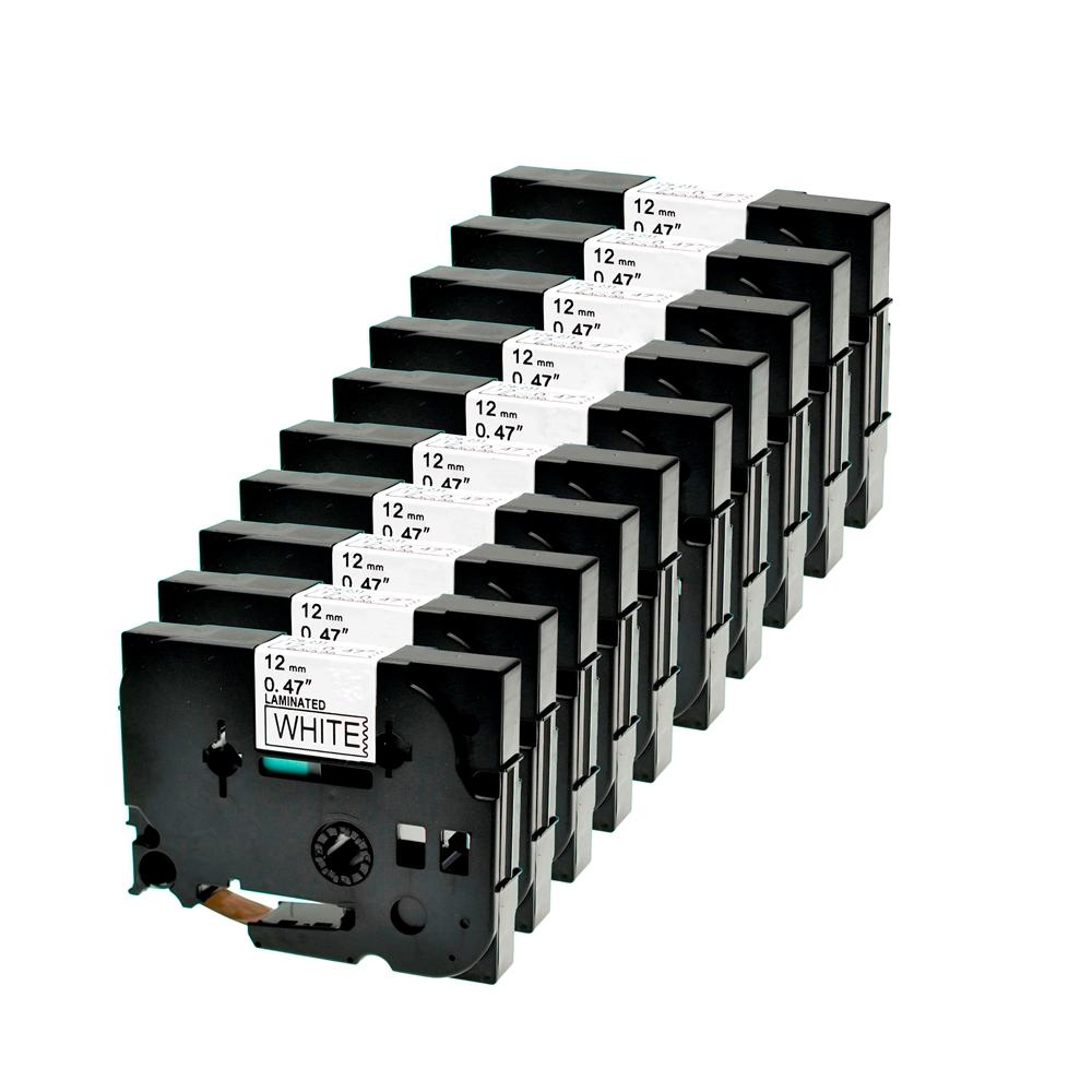 Schriftband kompatibel zu Brother P-Touch 1010 1000 1280 1830 TZe-S231 TZ-S231