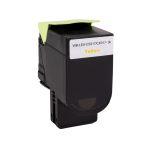 Whitebox Toner kompatibel zu Lexmark CS317 71B0040 HC Yellow