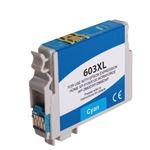 Whitebox Tintenpatrone kompatibel zu Epson WF-2810 603XL C13T03A24010 XL Cyan