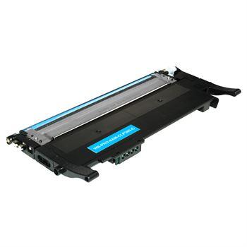 Professional Toner für Samsung CLTC406S cyan HC